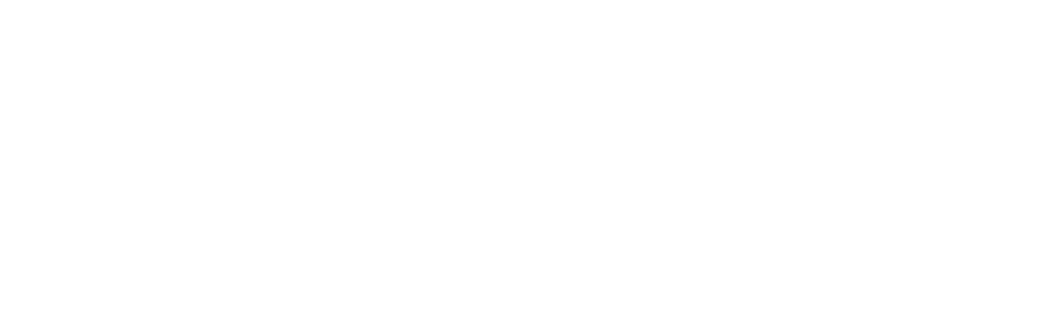 BW logo that is white