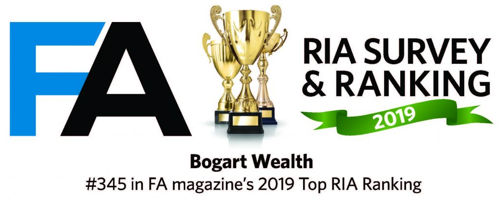 FA Magazine 07 2019 | Bogart Wealth