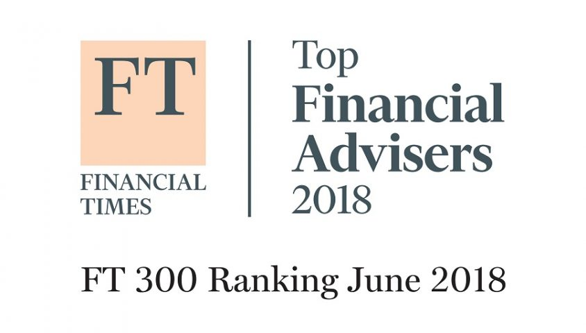 Financial Times Top 300 2018 | Bogart Wealth