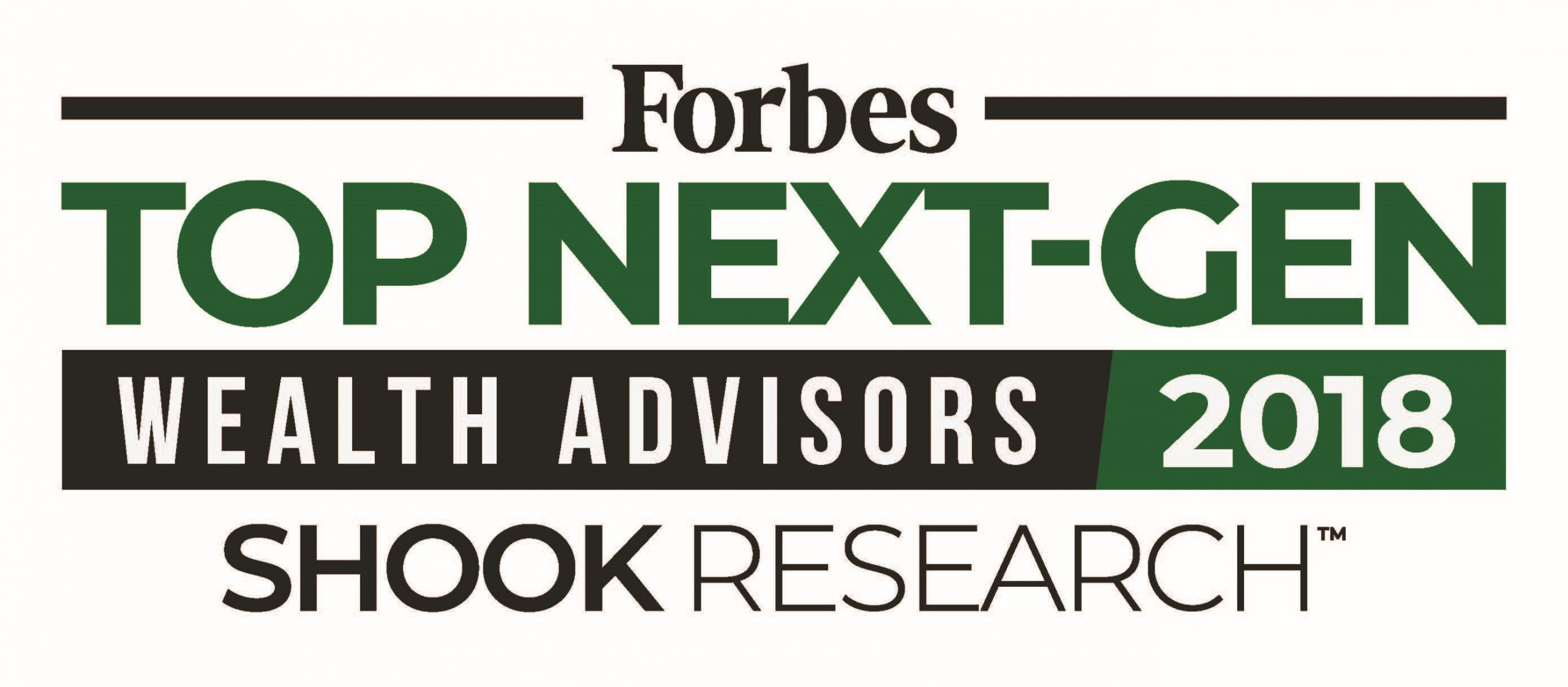 Forbes top next gen 2018 award