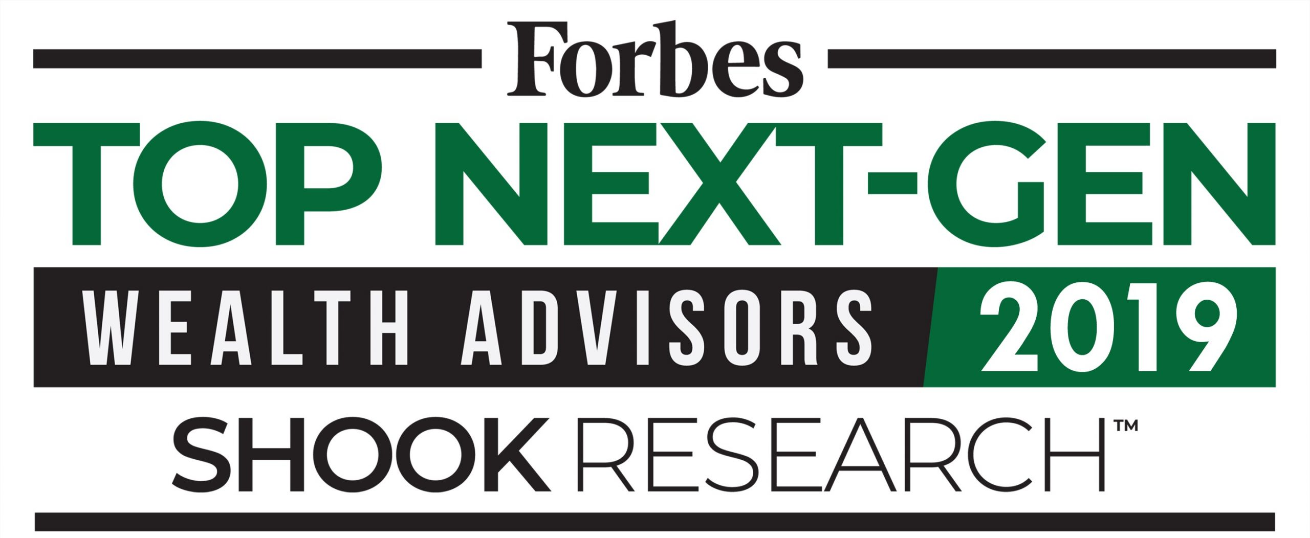 Top next-gen 2019 Forbes award