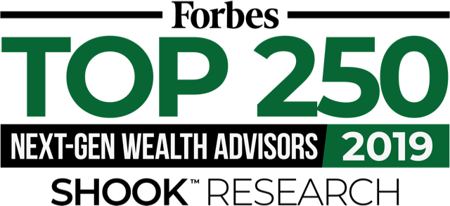 Forbes top 250 award