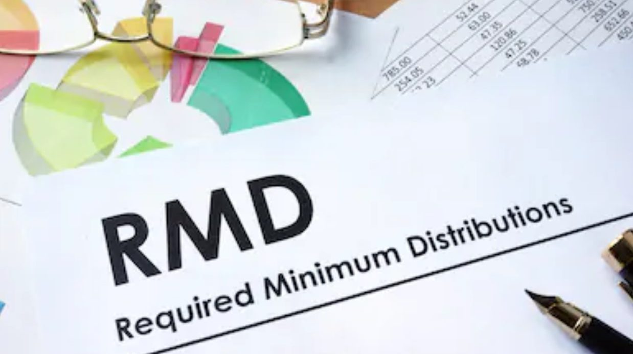 Required minimum distribution paper