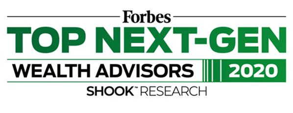 Forbes Top Next-Gen advisors award