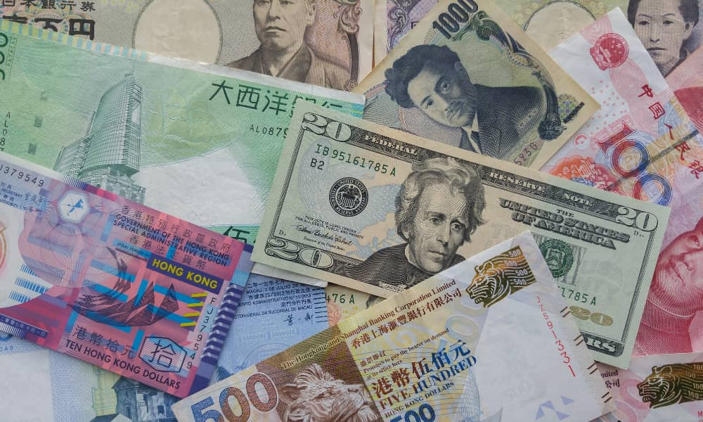 foreign currency to avoid currency exposure