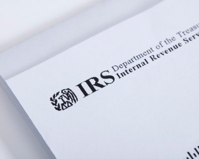 Letter from the IRS